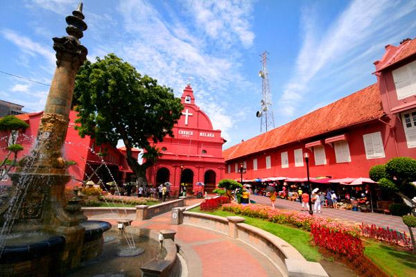 Du lịch Malacca