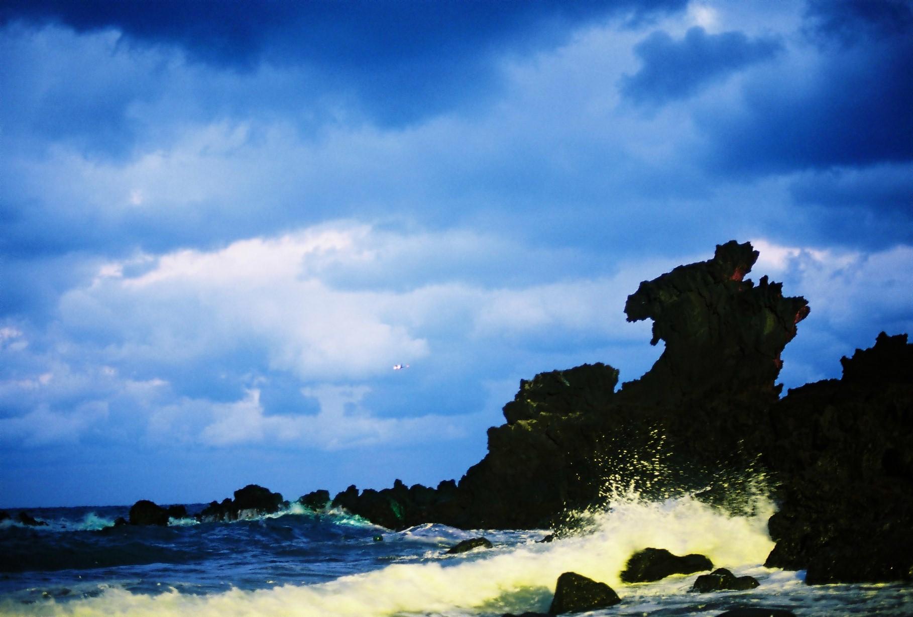 Tảng đá đầu rồng